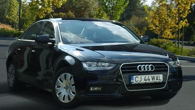 Car Rental Cluj Napoca - Audi A4