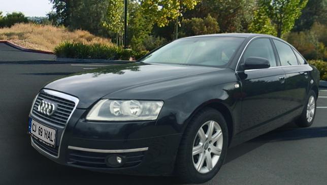 Ela Rent a Car Cluj - Audi A6