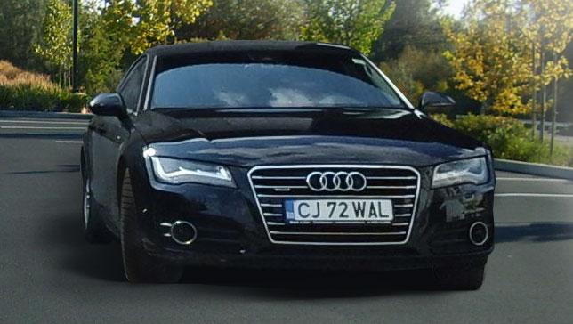 Car Rental Cluj Napoca - Audi A7