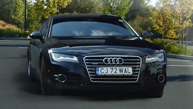 Ela Rent a Car Cluj - Audi A7