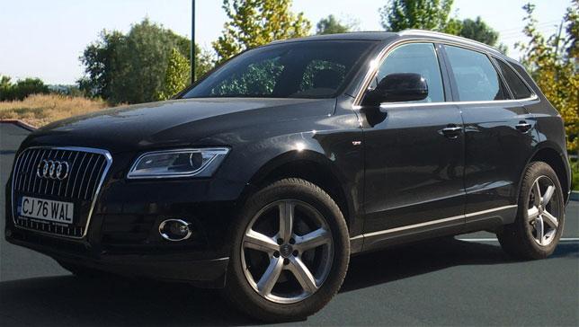 Ela Rent a Car Cluj - Audi Q5