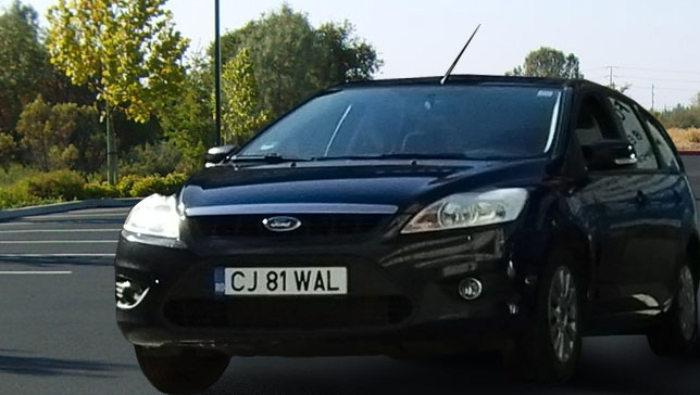 Rent a Car Cluj - Ford Focus
