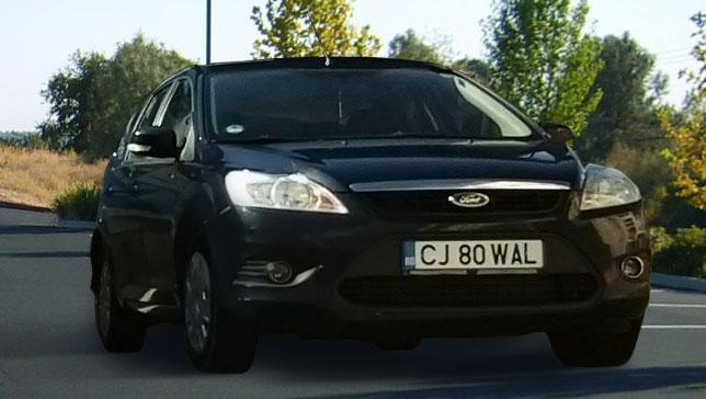 Ela Rent a Car Cluj - Ford Focus Kombi