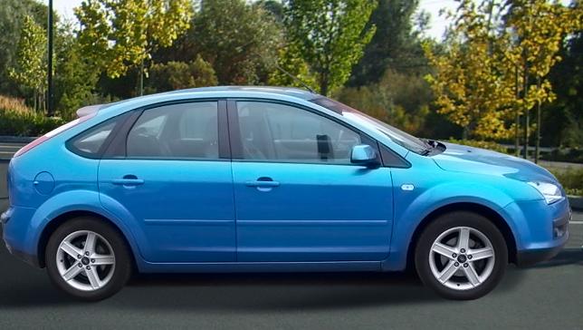 Ela Rent a Car Cluj - Ford Focus