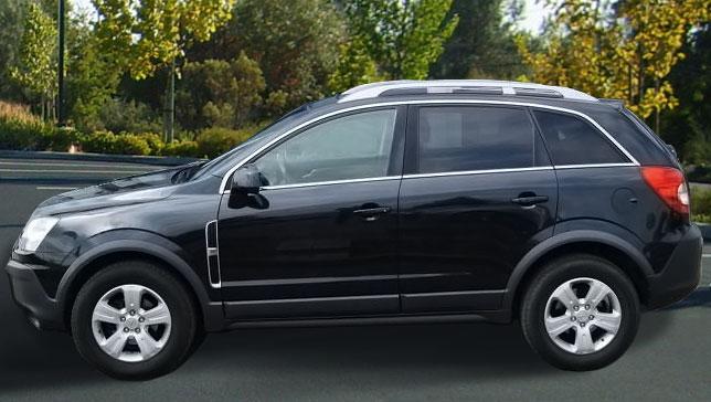 Ela Rent a Car Cluj - Opel Antara