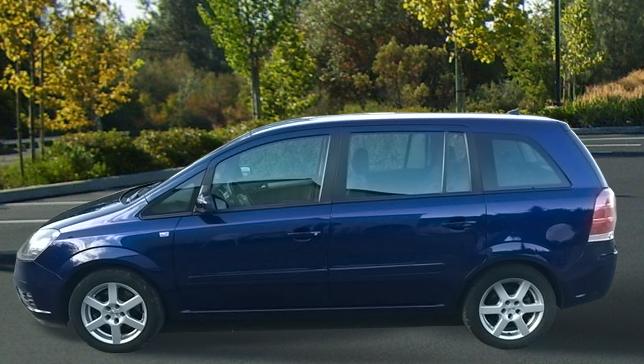 Ela Rent a Car Cluj - Opel Zafira