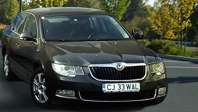 Ela Rent a Car Cluj - Skoda Superb