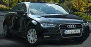 Rent a car Cluj Napoca - Audi A4