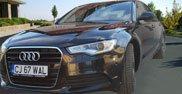 Rent a car Cluj Napoca - Audi A6