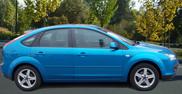 Rent a car Cluj Napoca - Ford Focus