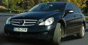 Rent a car Cluj Napoca - Mercedes R320