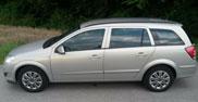Rent a car Cluj Napoca - Opel Astra Caravan