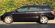 Rent a car Cluj Napoca - Opel Astra Carava