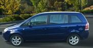 Rent a car Cluj Napoca - Opel Zafira