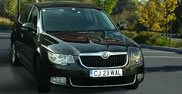 Car Rental Cluj Napoca - Skoda Superb
