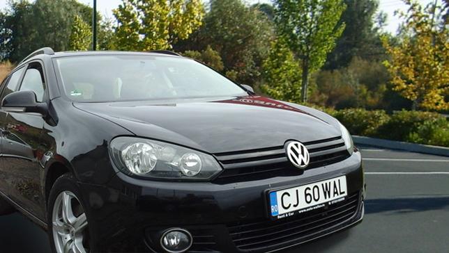 Ela Rent a Car Cluj - Volkswagen Golf 6